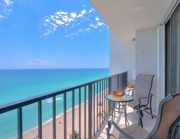 View of Fort Lauderdale Condo