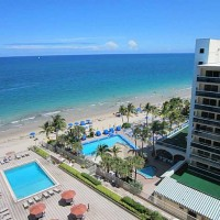 View from Fort Lauderdale condo for sale in The Galleon