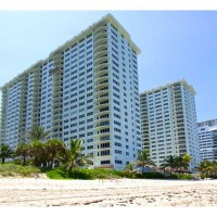View of Southpoint condominium Fort Lauderdale