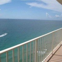 View from a unit pending sale here in The Galleon