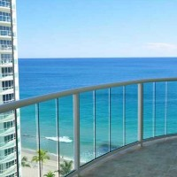 New balconies in Southpoint Condominium Fort Lauderdale