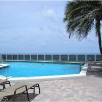 Pool at Royal Ambassador here on Galt Ocean Mile