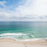 Ocean views from a Fort Lauderdale condo for sale here in Galt Towers