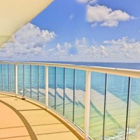 View from Fort Lauderdale condo for sale here in Southpoint