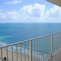 Superb views from this Fort Lauderdale condo for sale in The Galleon