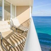 Ocean views Fort Lauderdale condo for sale in Ocean Club