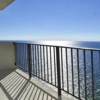 View from Fort Lauderdale condo for sale in Ocean Riviera