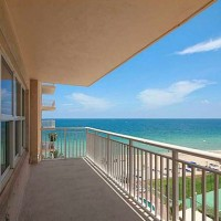 View of a Fort Lauderdale condo for sale here in Regency Tower